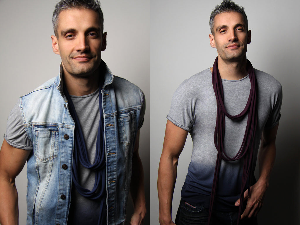 Cool Men's Scarves