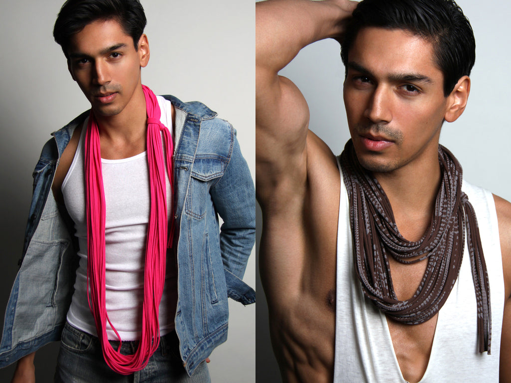 scarves for men by necklush