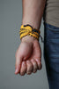 Yellow Mens Bracelet