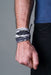 Dark Grey Black Print Bracelet