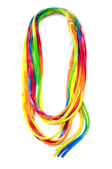 Gay Pride Scarf - LGBT Rainbow Accessory