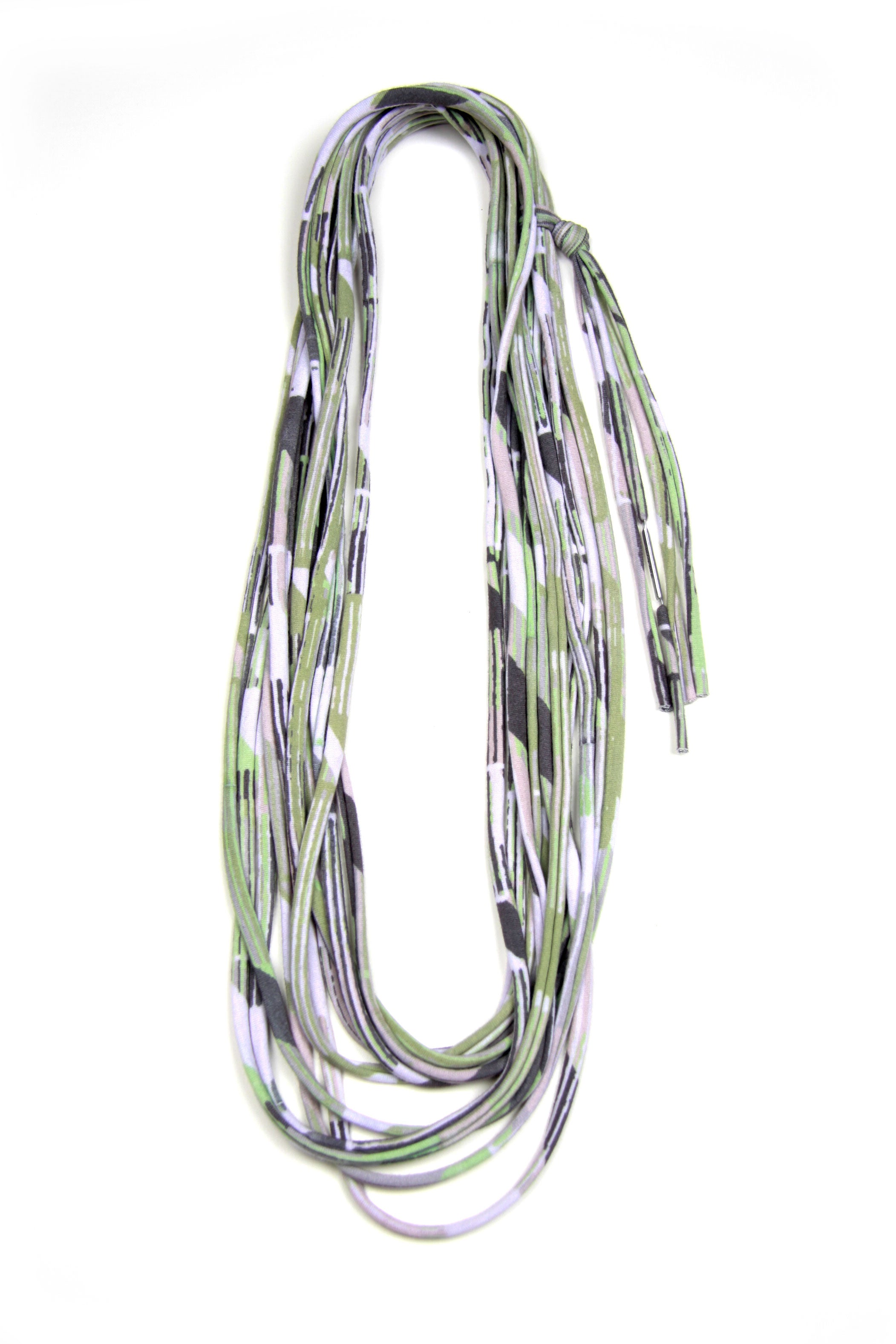 Light Green Extra Long Scarf