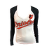 "Baltimore Orioles Long Sleeve V-Neck ""Touch By Alyssa Milano"" Women's Shirt"