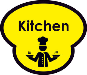 Kitchen Picture Sign