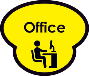 Office Picture Sign