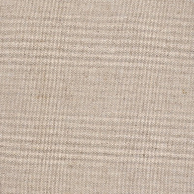 18 count Zweigart Floba Evenweave Fabric Oatmeal - size 49x69cms