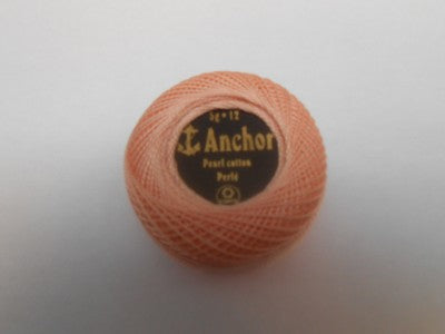 Anchor Perle 12 Cotton Ball - Tandem Cottage Needlework
