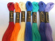 Load image into Gallery viewer, Anchor Six Stranded Cotton Threads Colour Number 956 - 1034 - Tandem Cottage Needlework