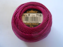 Load image into Gallery viewer, DMC Perle 8 Cotton Ball Colours 433 to 760 - Tandem Cottage Needlework