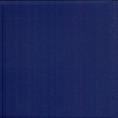 16 Count Zweigart Aida Fabric Navy size 49 x 54 cms