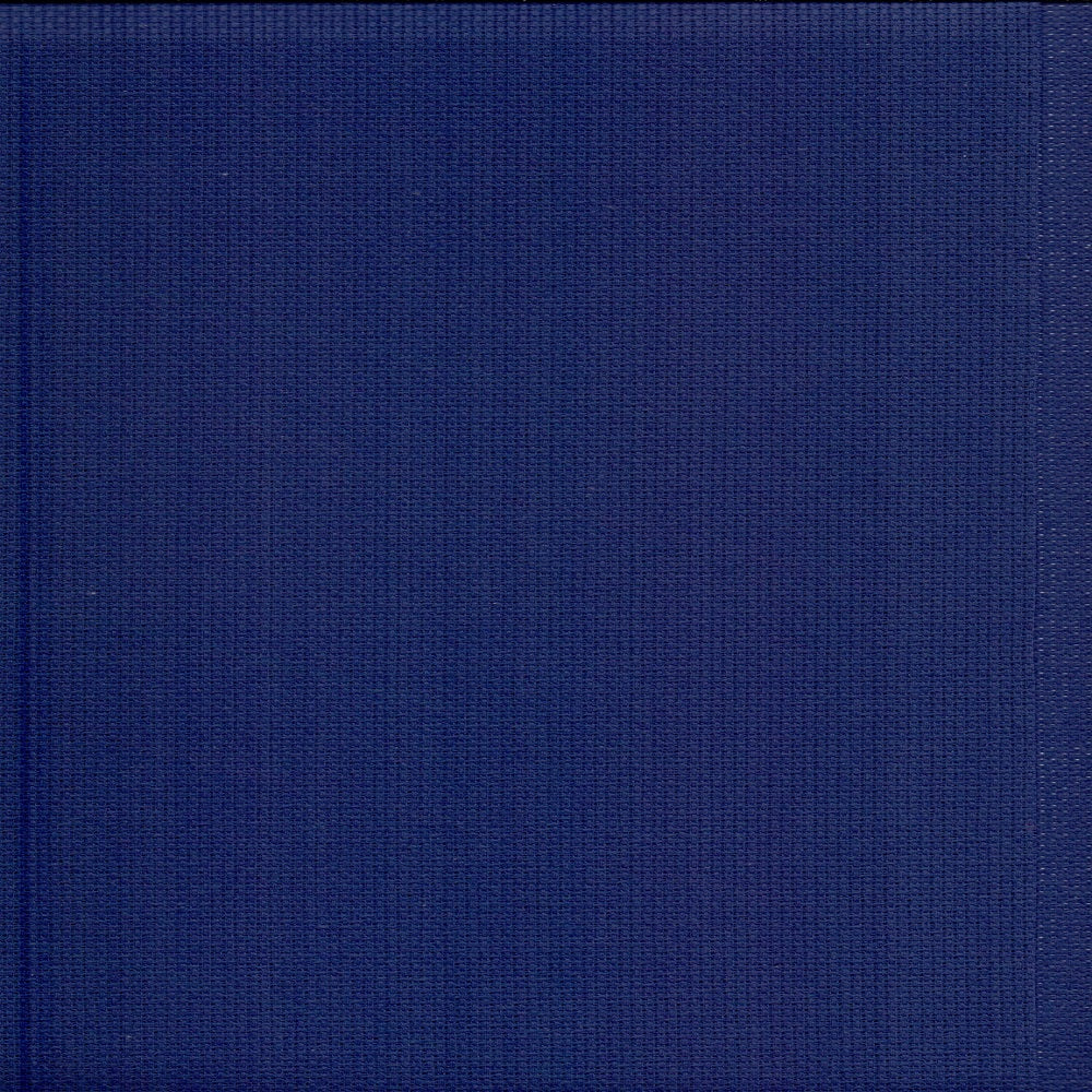 16 Count Zweigart Aida Fabric Navy size 49 x 54 cms - Tandem Cottage Needlework