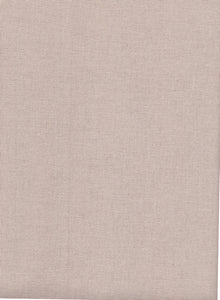 "32 count Zweigart Murano Lugana Evenweave Fabric  49 x 69cms ""Taupe"" - Tandem Cottage Needlework"
