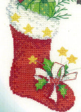 "Load image into Gallery viewer, Heritage Crafts Sue HIll ""Christmas Stocking"" Chart ONLY"