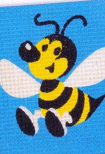 "Tapestry Kit ""Bee"" by Vervaco - Tandem Cottage Needlework"