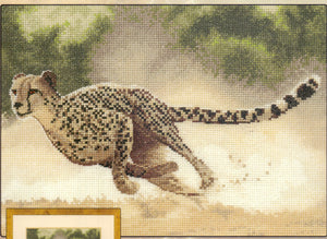 "Heritage Crafts Power & Grace ""Cheetah"" Chart ONLY"