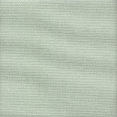 14 count Zweigart Aida Sage Green Fabric size 49 x 54 cms