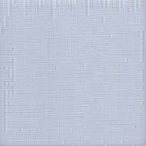 14 Count Zweigart Aida Fabric Pewter size 49x54cms