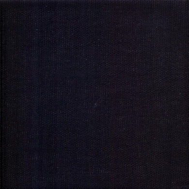 18 count Zweigart Aida Fabric Black size 49x54cms