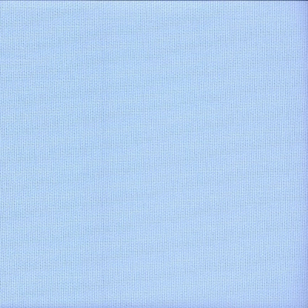 16 count Zweigart Aida Sky Blue Fabric size 49 x 54 cms - Tandem Cottage Needlework