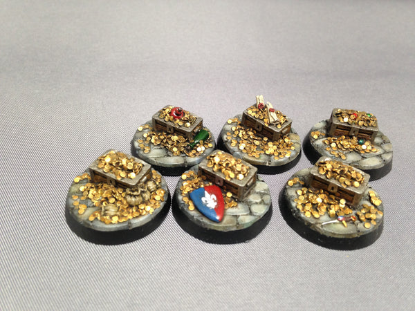 Treasure Counters / Objective Markers