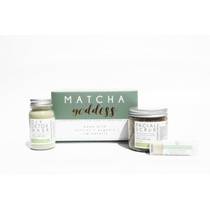 Matcha Goddess Gift Kit