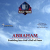 Fumbling Into Gods Hall Of Fame - Abraham