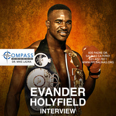 Evander Holyfield Interview: Do Only Weak People Give Up?