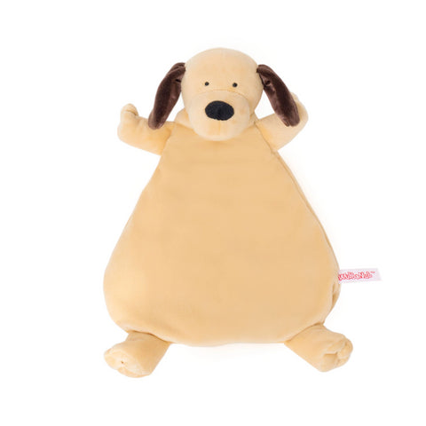 WubbaNub Brown Puppy Lovey