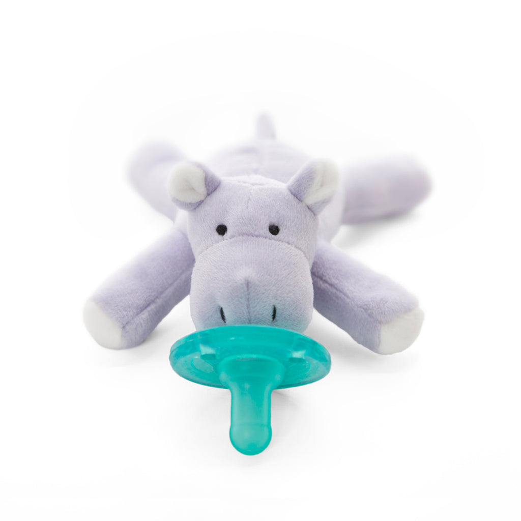 hippo searched on binky  binkie  Soothie  soothe  soother  soothing  stuffed animal pacifier  original plush pacifier  baby's first friend  baby toy  newborn toy  infant pacifier Pacifier wubanub  wubbanubs  wubbanubba  wubanubba  wubnub  wabbanub  wabanub  passafire  passifires  passie  paci