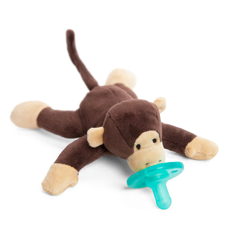 WubbaNub Infant Pacifier - Monkey