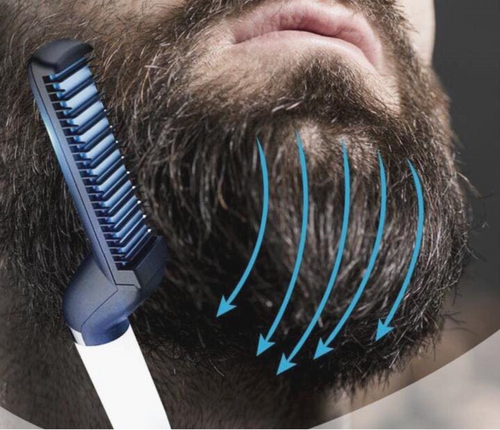 BeardPro™ Straightening Comb
