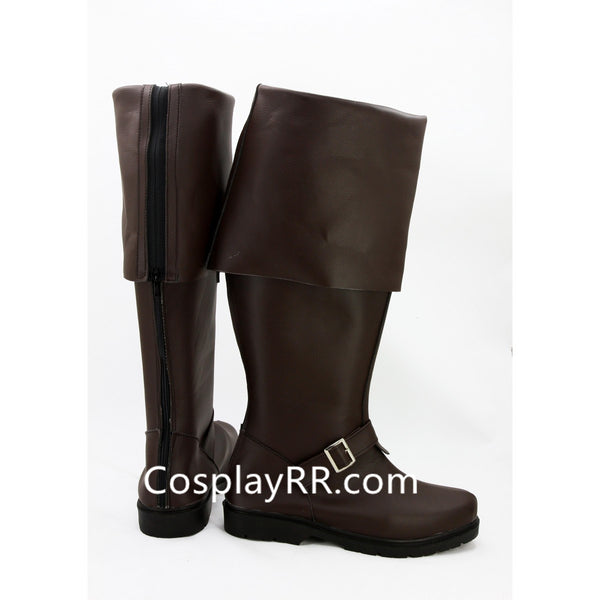 Star Wars Mace Windu Cosplay Shoes