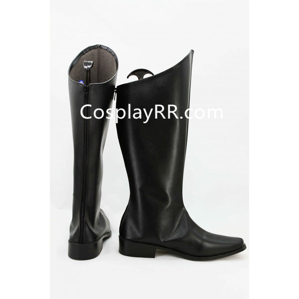 Prince Hans Boots Cosplay Shoes for Cheap