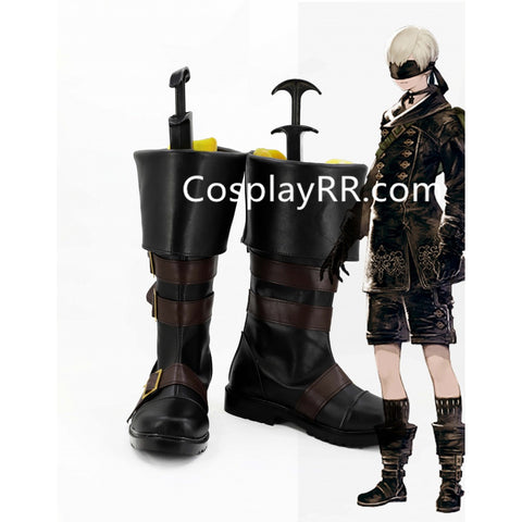 NieR/ Nier: Automata 9S Boots Custom Cosplay Shoes