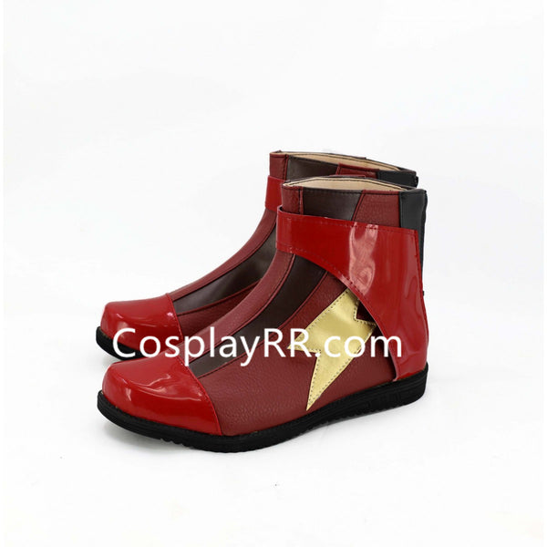 The Flash Barry Allen Cosplay Shoes