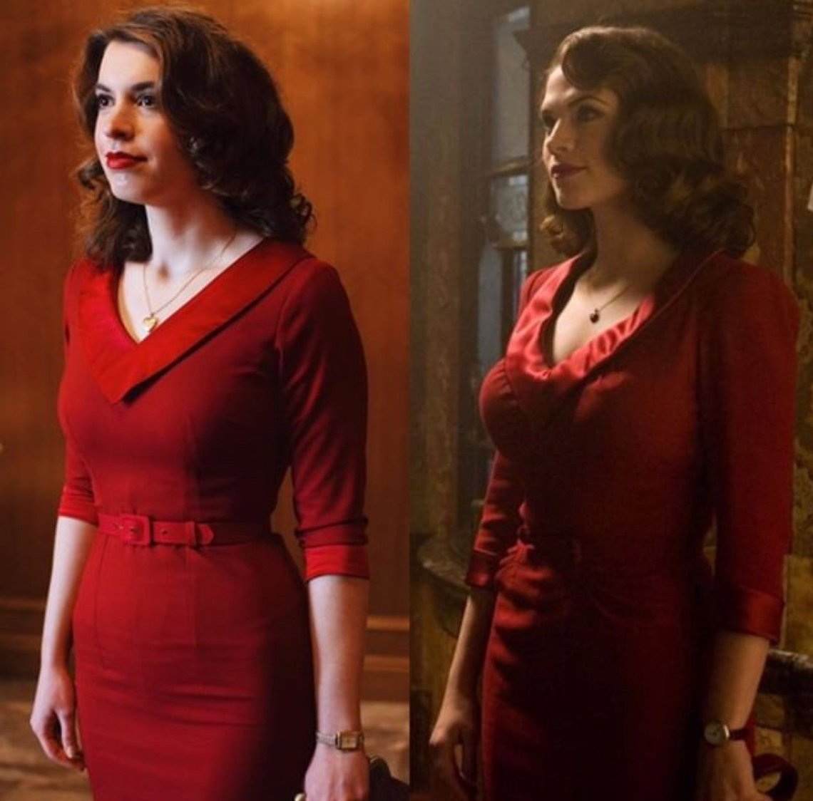 Agent Carter Costue Red Dress Plus Size