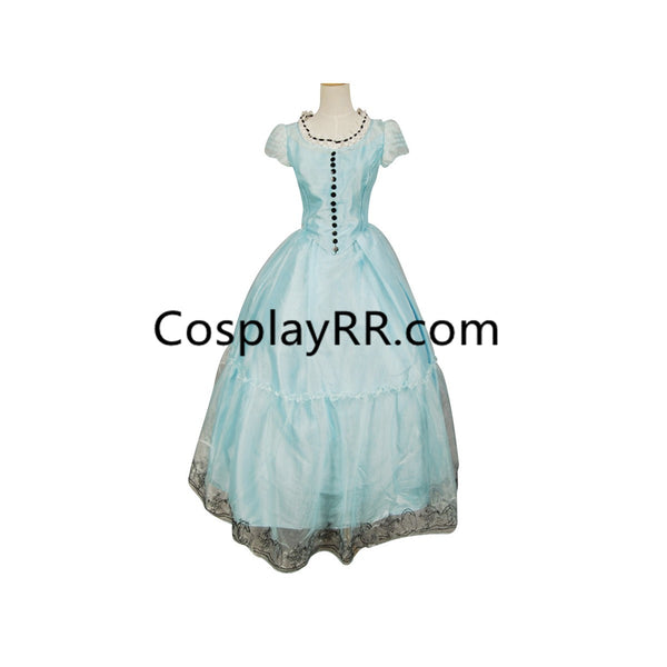 Alice In Wonderland Alice Blue Dress Adults Costume