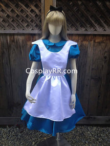 Alice in Wonderland Alice Costume