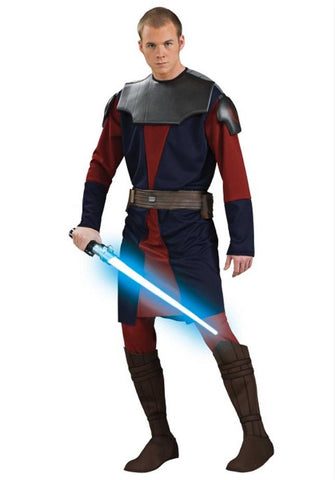 Anakin Skywalker costume for mens Darth Vader cosplay costume