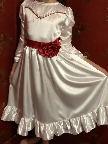Annabelle dress Annabelle Cosplay Costume