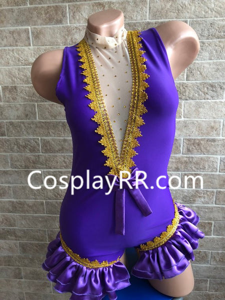 Anne Wheeler costume Adults for Sale with Rhinestones Gloves