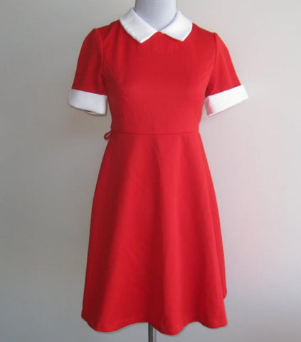 Annie costume annie red dress for women