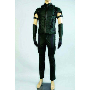 Arrow Season 4 Oliver Queen Cosplay Costume