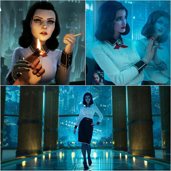 Bioshock Elizabeth Costume for Adults