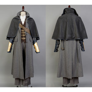 Bloodborne Costume Cosplay Outfit Whole Sets