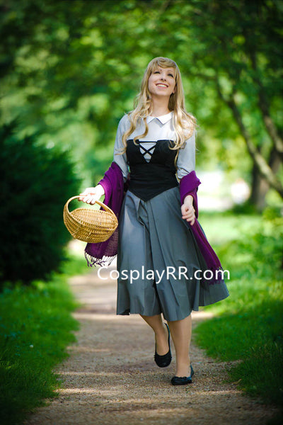 Briar Rose dress Corset costume for sale