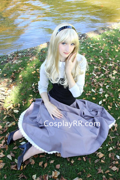 Briar Rose dress adult costume plus size