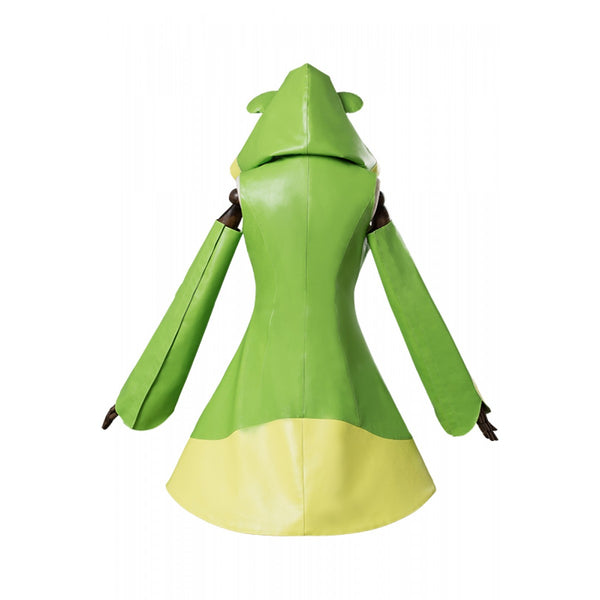 Card Captor Sakura Cosplay Clear Card Kinomto Sakura Frog Costume