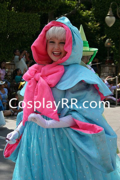 Cinderella Fairy Godmother Costume Adults