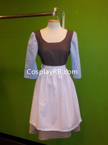 Cinderella Rags Dress Adult Rags Dress